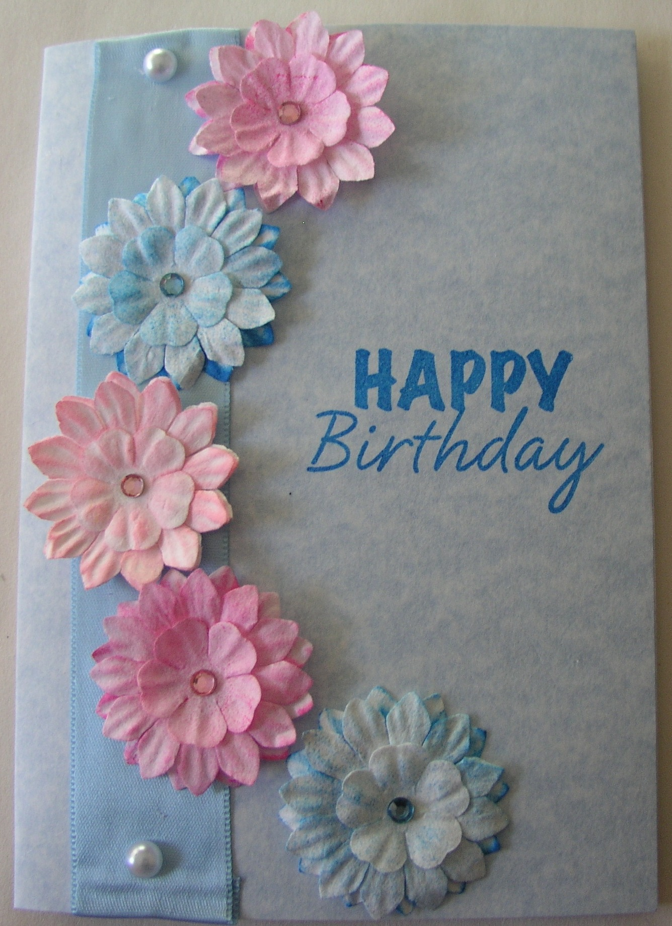 How To Make Homemade Greeting Cards New House Designs